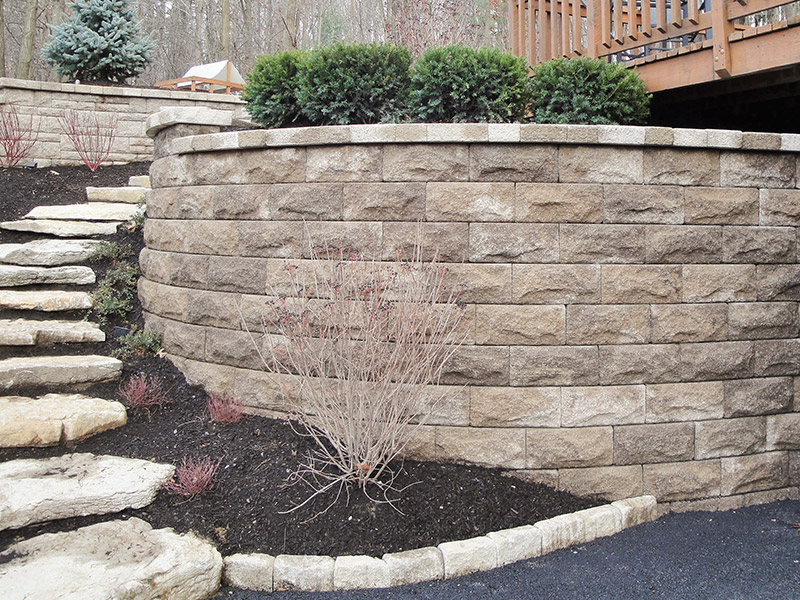 Retaining Walls, Seating Walls | Schenectady, Slingerlands ...